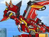 Роботы Динозавры: Трицерандон