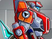 Робот Воин