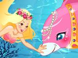 Русалка и Дельфин