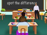 Школа: Найди Отличия В Классе