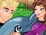 Шоу дельфинов 5 играть