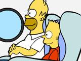 Симпсоны: Побег Барта с Острова