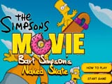 Симпсоны: Голый Барт на Скейте