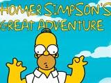 Симпсоны: Большое Приключение