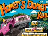 : Гонка Гомера за Пончиками