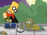 Симпсоны: Защита Города от Зомби