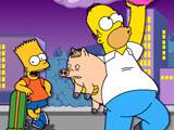 Симпсоны: Побег от Гомера