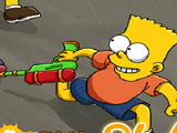 Симпсоны: Стрелялка Водой