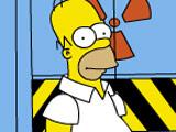 Симпсоны: Гомер на Работе