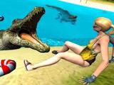 Симулятор Крокодила: Охота
