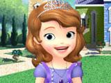 Одеть Софию для Королевского Дня