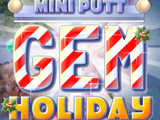 Праздничный Мини Гольф