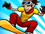 Спорт: Трюки на Сноуборде 2