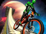 Супергерои на BMX в Космосе