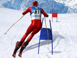 Симулятор Лыжного Слалома