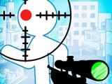 Стикмен Снайпер: Нажми, Чтобы Убить