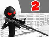 Стикмен: Снайпер Убийца 2