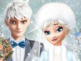 Зимняя Свадьба Эльзы