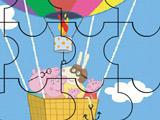 Свинка Пеппа на Воздушном Шаре
