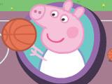 Свинка Пеппа: Баскетбол