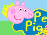 Свинка Пеппа: Гонка