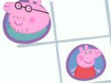 Свинка Пеппа: Крестики  Нолики
