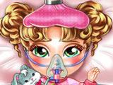 Уход за Больной Малышкой