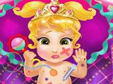 Лечить Раненую Малышку Принцессу