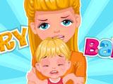 Уход за Малышами: Вредный Малыш