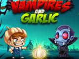 Вампиры и Чеснок