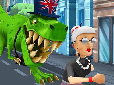 Злая Бабушка: Лондон