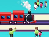 Поезд Змейка