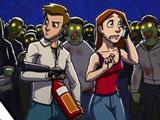 Зомби в Супермаркете