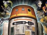 Звёздные Войны: Чоппер в Спешке