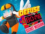 Обезвредь Бомбу: Секретная Миссия