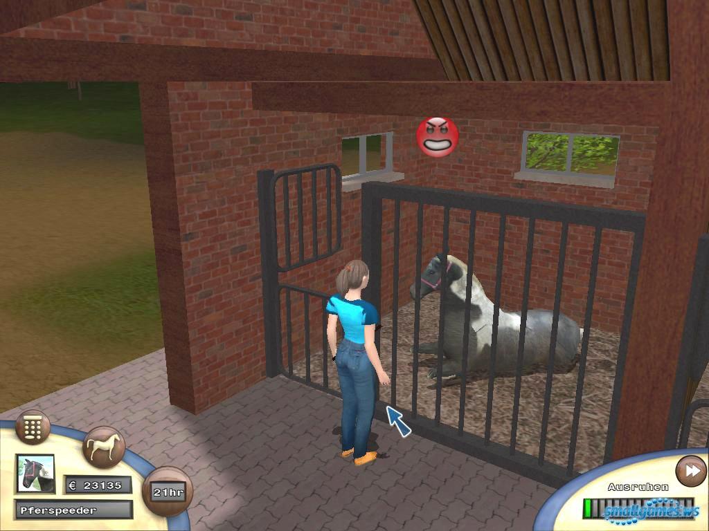 Игру Про Лошадей Для Компьютера