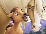 Лошадь Спирит – Побег