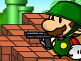 Марио Против Зомби: Оборона
