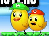 Цыплята Марио