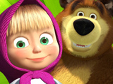 Маша и Медведь Развивающая