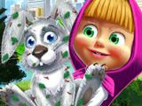 Маша и Кролик