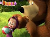 Маша и Медведь: Активные Игры