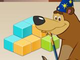 Маша и Медведь: Кубики