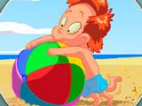 Найди Отличия: На Пляже