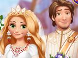 Средневековая Свадьба Рапунцель