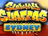 Игра Subway Surfers Сидней