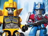 Трансформеры Лего