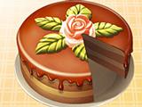 Торт для Сандры