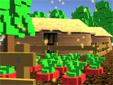 Пиксельная ферма