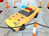 Игра Полиция: Мастер Парковки Автомобилей